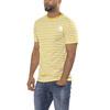 Edelrid Kamikaze t-shirt Heren geel/wit